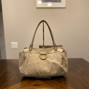 Gucci GG logo Supreme Handbag Satchel